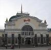 Железнодорожные вокзалы в Михайловке