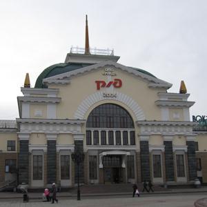 Железнодорожные вокзалы Михайловки